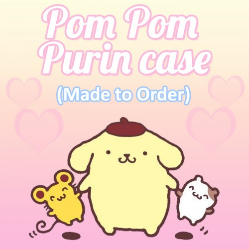 Pom Pom Purin - Made to Order Phone Case