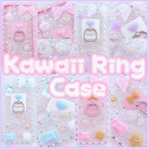 Kawaii Ring Phone Case