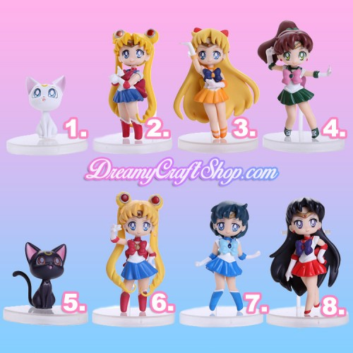 Sailor Scout Inner Senshi- Made to Order Phone Case