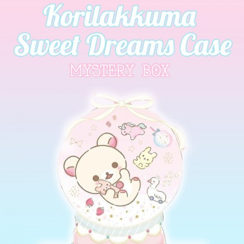 Korilakkuma Sweet Dreams Phone Case - Made To Order