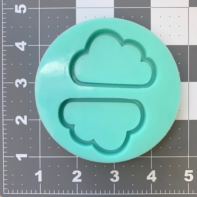 Double Cloud Shaker Mold