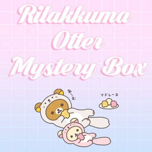 Rilakkuma Otter - Made to Order Phone Case