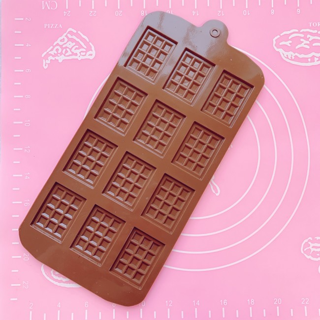 Chocolate Bars Mold