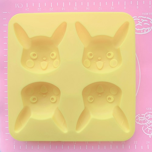 Large Pikachu Mold